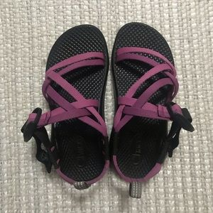 Children's Purple Chacos